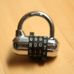 Lock with Oracle Root password