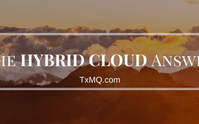 APIs & DevOPs are part of the Hybrid Cloud Answer