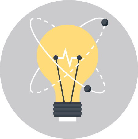 Integration In-House Development Lightbulb Icon